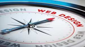 Your digital marketing agency should be able to handle website design.